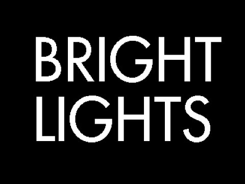 Bright Lights - Thirty Seconds to Mars (Lyric Video)