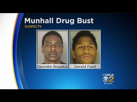 Undercover Operation Leads to Drug Arrests In Munhall