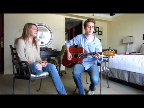 I Never Told You- Colbie Caillat Cover By: Juliet Weybret and Landon Austin