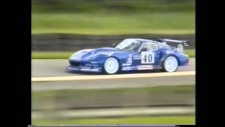 VFS Motor Racing Official YouTube Channel - BRDC Marcos Mantis Challenge 1998
