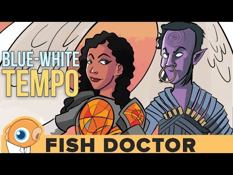 Fish Doctor: UW Tempo (Standard)