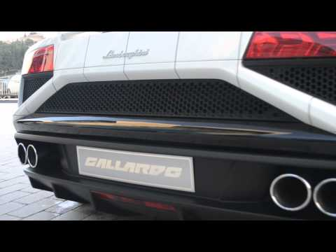 Azerbaijan Cars. Lamborghini Baku. Video by Mirheyder.