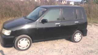 Видео-тест автомобиля Nissan Cube (Z10, 1998, Cg13de, черный)