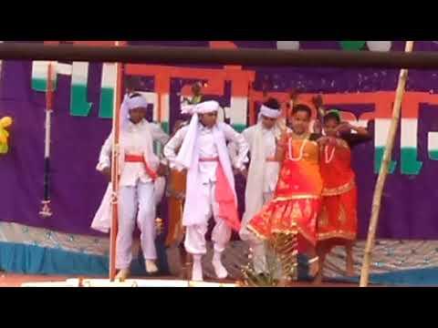 Cg group dance mainpur khurd कन्या माध्यमिक विद्यालय छ.ग.डांस
