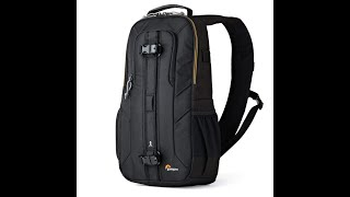 Lowepro Slingshot Edge 250 camera bag. Use and review.