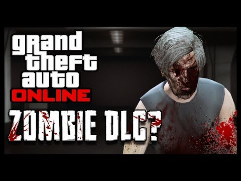 Zombie DLC in GTA Online? Discussing GTA 5 Walking Dead DLC | Sonny Evans