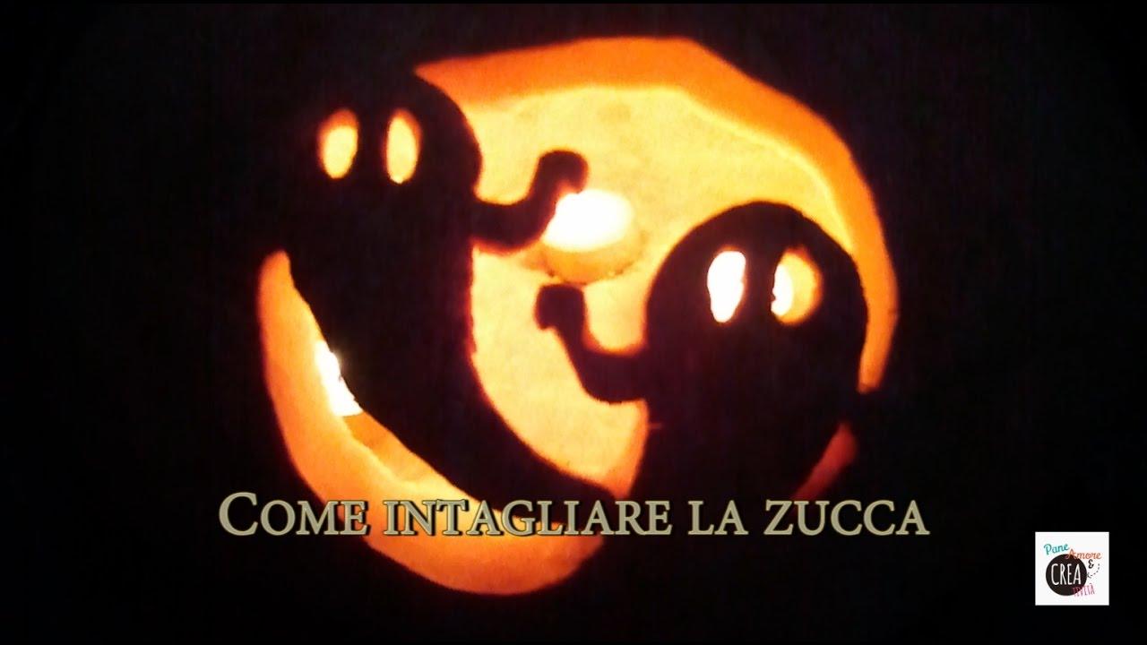 Facce Zucche Di Halloween.Halloween Come Intagliare La Zucca E Creare Disegni Spaventosi