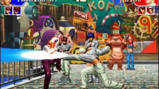 The King Of Fighters'97 Evil Yashiro-Evil Shermie-Evil Chris