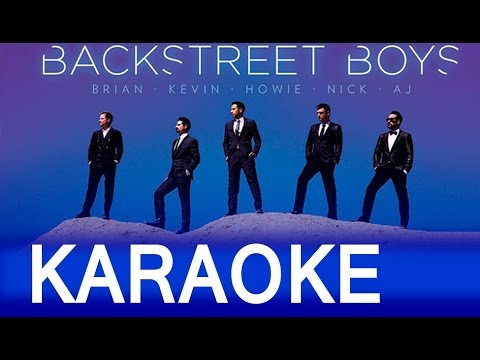 Backstreet Boys – I Want It That Way Lyrics Instrumental Karaoke