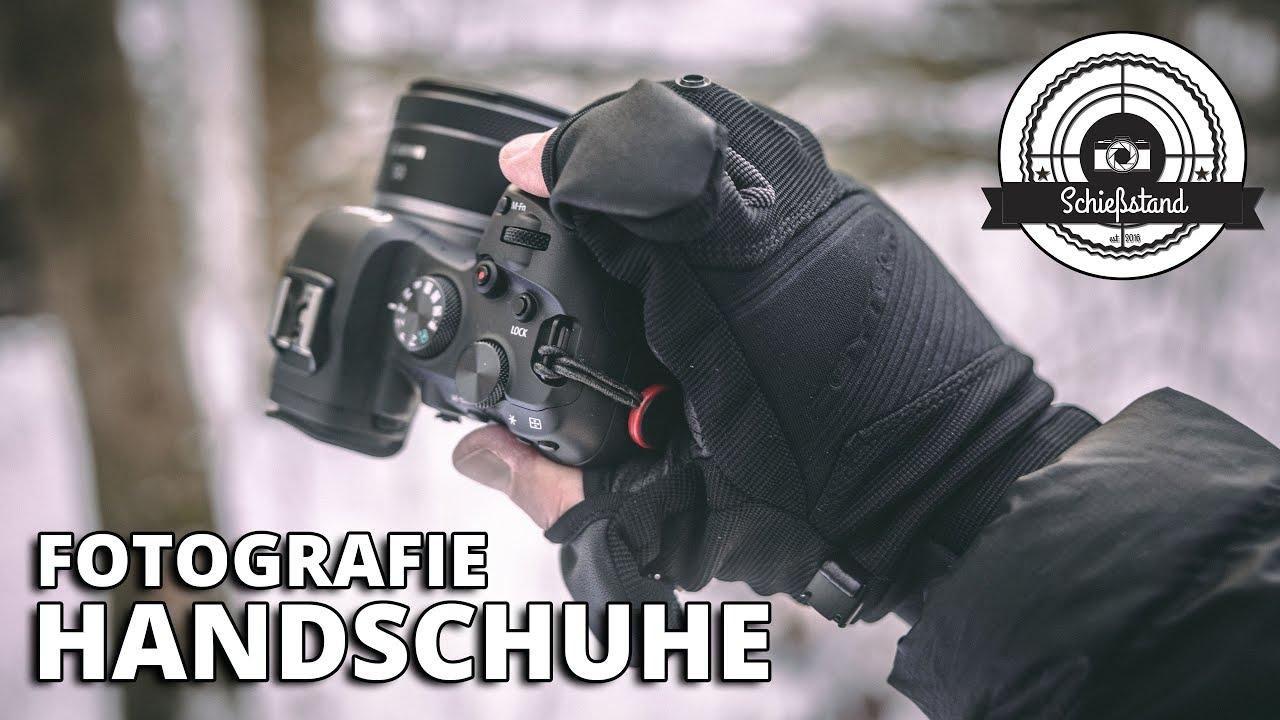 Das Winter MUST HAVE für JEDEN Fotografen! Die PGYTECH Fotografie-Handschuhe im Review.