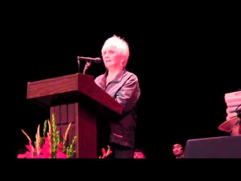 Olympic Gold Medalist Speaks to Graduates | Charter College