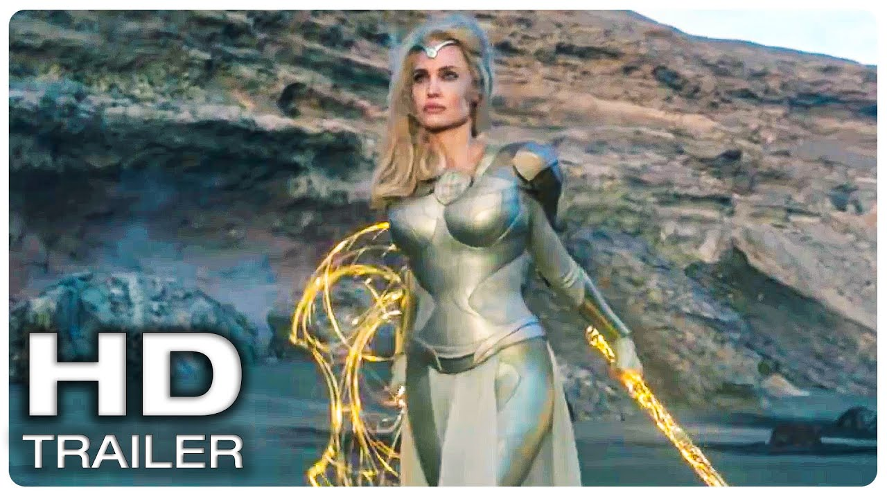 "ETERNALS ""Ikaris Loss To Deviants"" Trailer (NEW 2021) Marvel Superhero Movie HD"