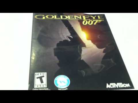 My James Bond Game Collection