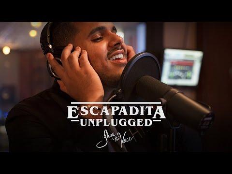 Jhoni The Voice - Escapadita (Unplugged) (Official Video)