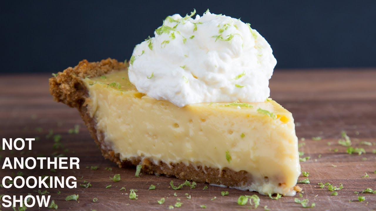 KEY LIME PIE...is this the best recipe?