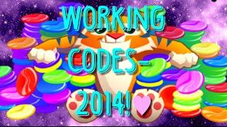 Animal Jam Working Codes For 2014!!Summer2k14