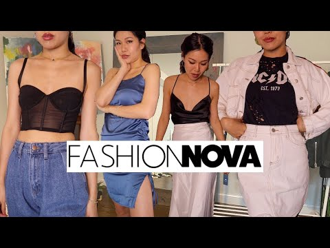 HUGE TRY-ON FASHION