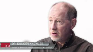 Duncan Knowler | School of Resource and Environmental Management | SFU