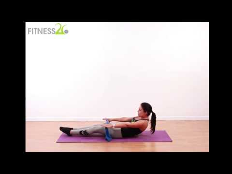 Full Body Workout using a Theraband - Fitness26