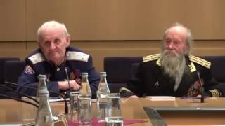 Ряженому генералу задали вопрос #казаки