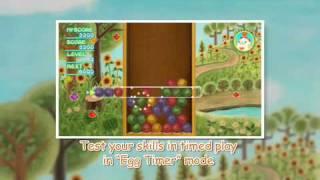 Piyotama Launch Trailer - PSP
