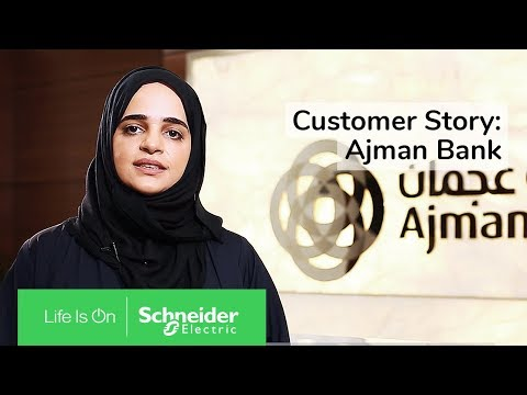 Customer Story - Ajman Bank