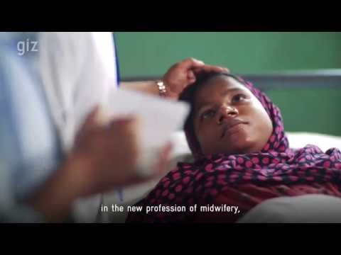 Bangladesh: ABDC Project (GIZ) Strengthening Midwifery Education