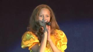 Алина Райлян Песня на якутском языке