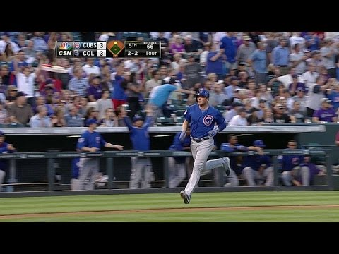 CHC@COL: Coghlan puts Cubs ahead with double