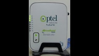 How To Do The Config Of Ptcl Router