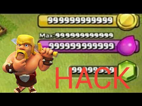 hack 2018 clash of clans