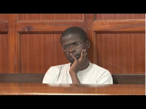 NMG journalist Walter Menya appears in court, is detained for one more day
