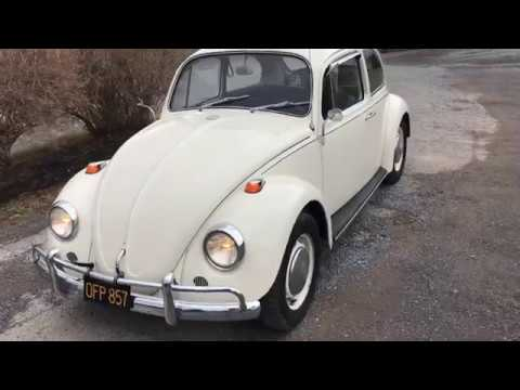 1967 Volkswagen bug review. A fun car for a small price.