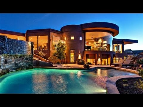 Wsj house of the week modern homes with views youtube Modern homes in utah