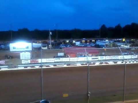 Swainsboro Raceway Firecracker 100 602 Late Model