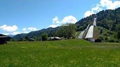 Tolles Wetter in Garmisch - Partenkirchen am 22. Mai 2017