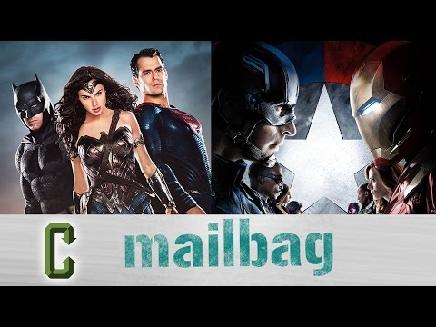 Collider Mail Bag - Are Fans and Critics Expectations Too High For Comic Book Movies?