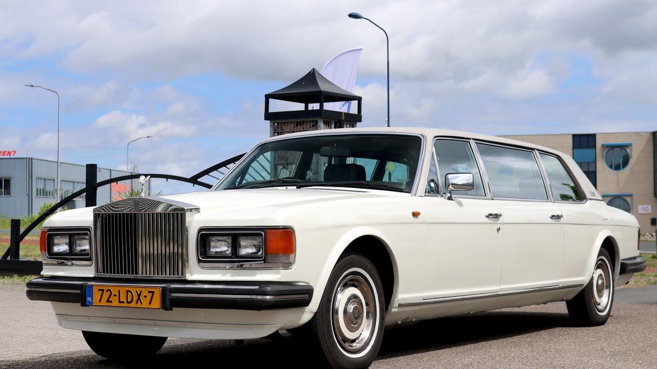 Rolls Royce Limo >> Rolls Royce Silver Spur 6 8 Stretch Limo For Sale Van Maaren Auto S Veendam The Netherlands