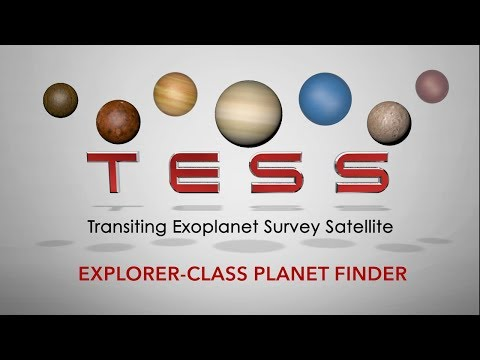 TESS: NASA's Next Planet Hunter