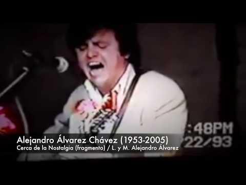 Alejandro Alvarez - Cerca de la Nostalgia (1993)