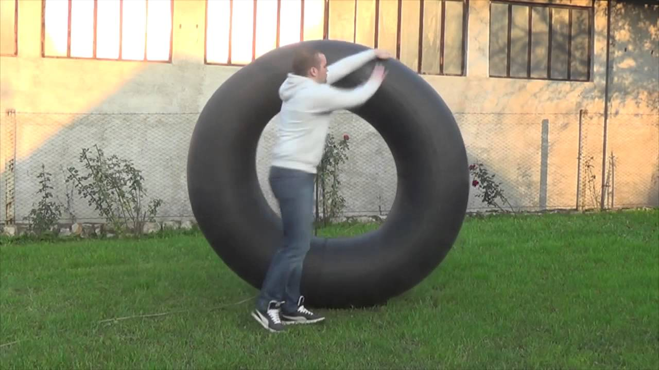 TIRE EXPLOSION - Bogdan Lalovic video