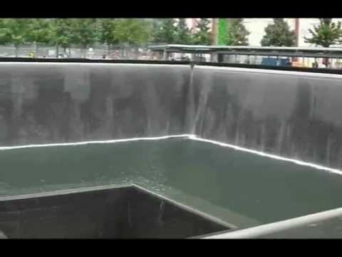 A Visit to the 9/11 Memorial, New York City (7-19-12)