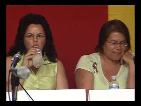 Law Society of Upper Canada - National Aboriginal Day 2005 - part one