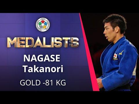 NAGASE Takanori Gold medal Judo Osaka Grand Slam 2019