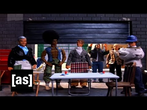 How The X-Men Really Discovered Their Powers | Robot Chicken | adult swim from YouTube · Duration:  1 minutes 55 seconds