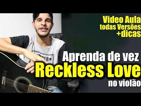 Ousado Amor//RECKLESS LOVE  Bethel Music - Vídeo Aula - Violão