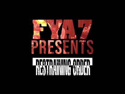 Restraining Order (Full Set) at FYA Fest 7