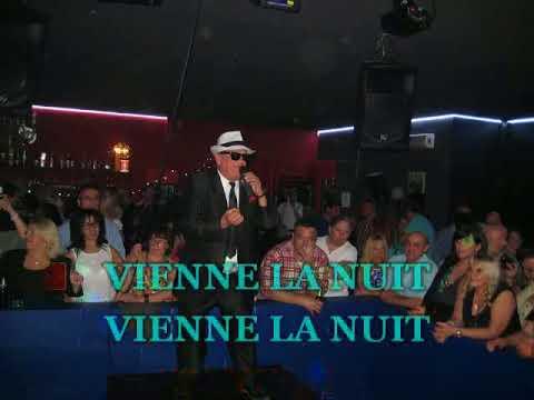Francois Lubiana  -  Vienne La Nuit  ( Stand By Me )  KARAOKE