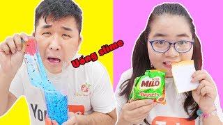 Troll Uống Slime - Giấu Bạn Ăn Kẹo Trong Lớp & Cái Kết   Lớp Học Bá Đạo