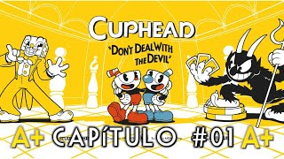 Juego Facil CUPHEAD Juego Completo Walkthrough con comentario 2017 Parte 1
